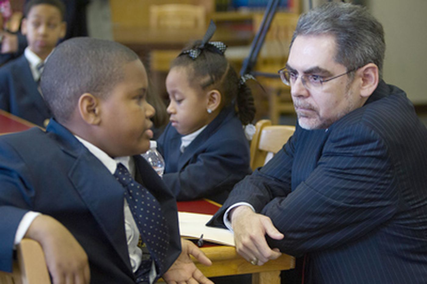 Nutter taking aim at low-performing Philadelphia schools