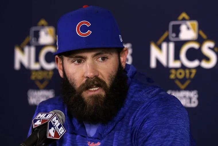 Cubs pitcher Jake Arrieta needs a new home, but the free-agent starter is seeking a deal the Phillies will not do.