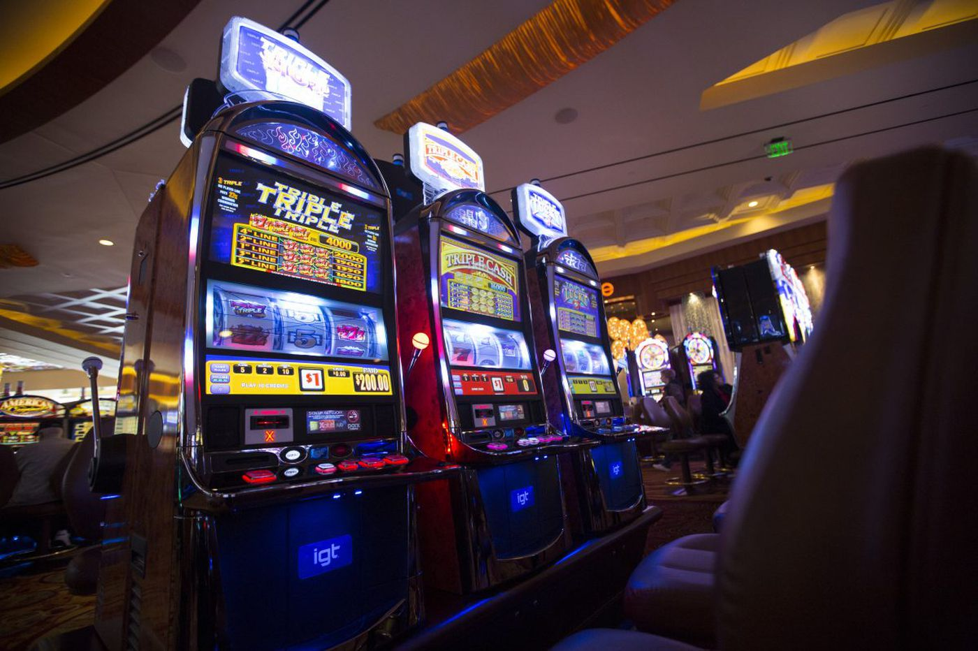 Pennsylvania gamblers lost $3.25 billion in 2018; Parx Casino got the most at $603 million