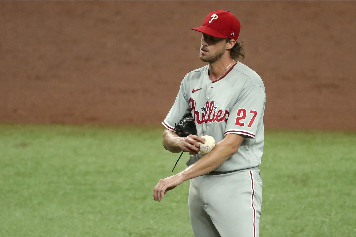 Phillies end season with 5-0 loss to Rays and miss the playoffs for ninth straight year