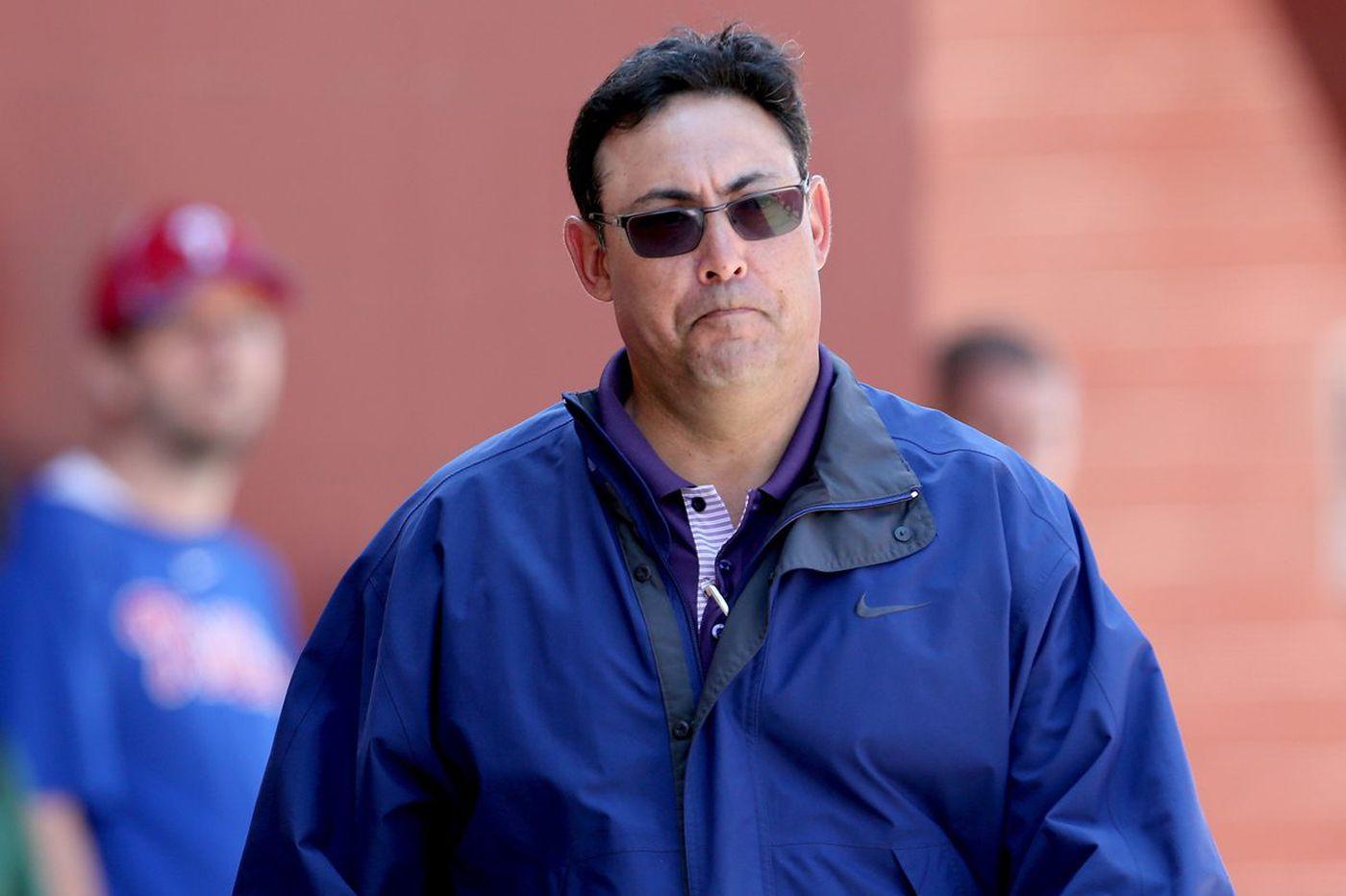 Ruben Amaro Jr. wishes he'd started Phillies' rebuild sooner