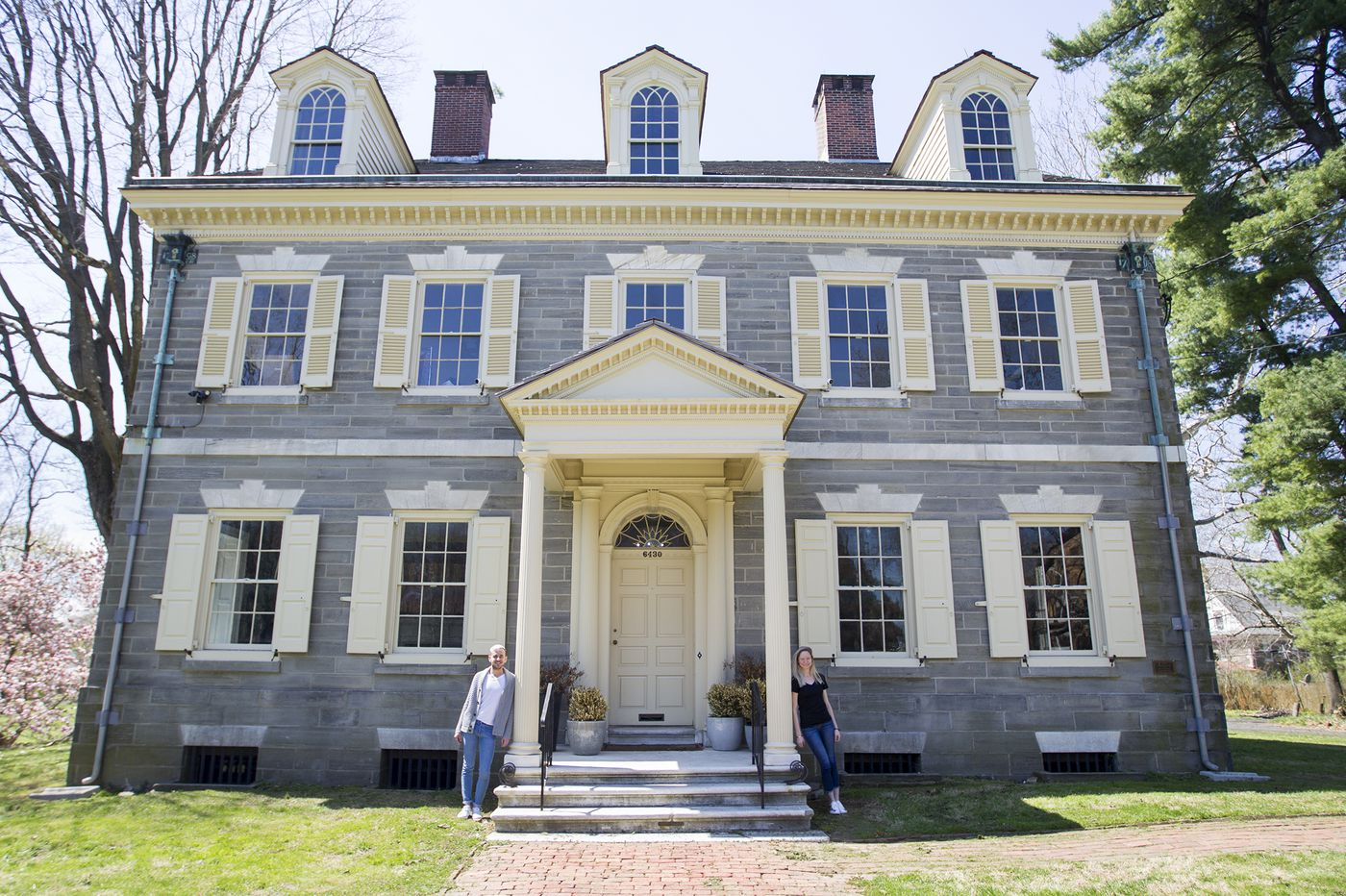 Couple's historic Philly home came with an unusual caveat: Annual battle reenactments | We the People
