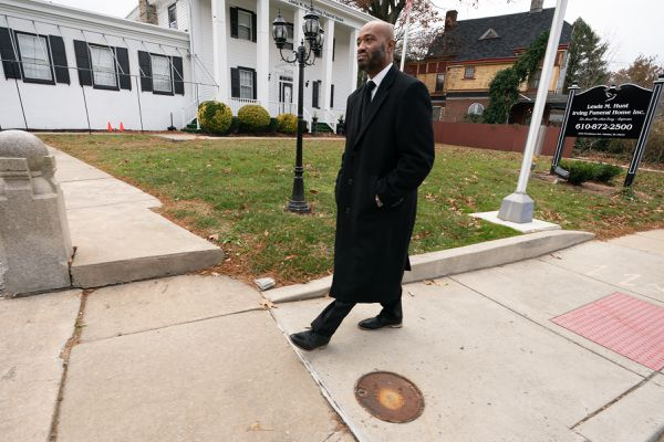 Entrepreneur or hustler? A Chester man uses phone number of defunct N. Philly funeral home to broker services.
