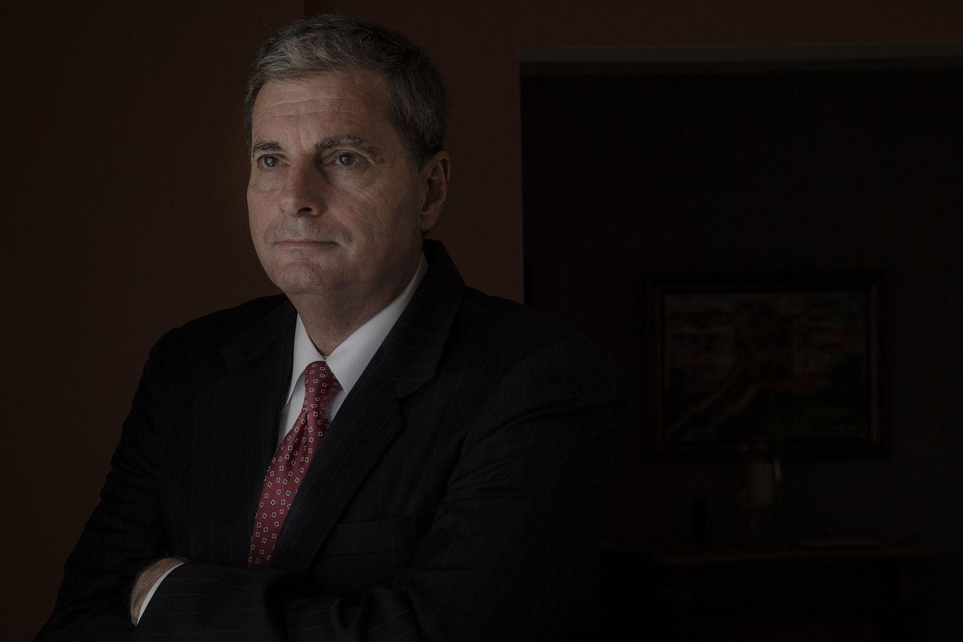 Bloomsburg University president, accused of sexual