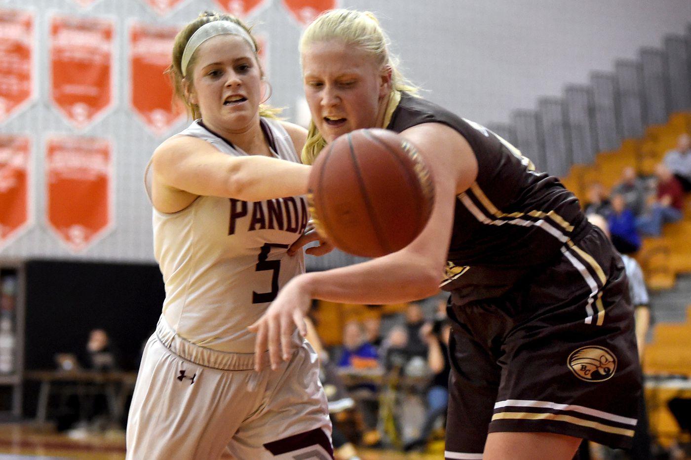 Monday's Southeastern Pa. roundup: Bridie McCann, Reagan Dolan power Bonner-Prendergast girls' basketball past Hallahan