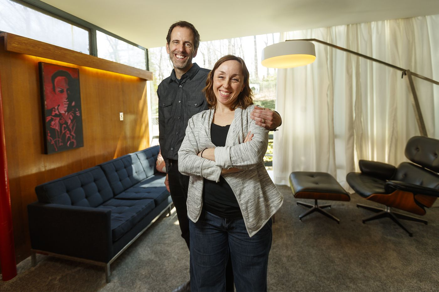 Architects' dream home: A Frank Weise mid-century modern in Montgomery County