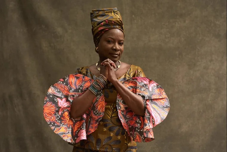 Angelique Kidjo will play the Non-Commvention on Thursday night.