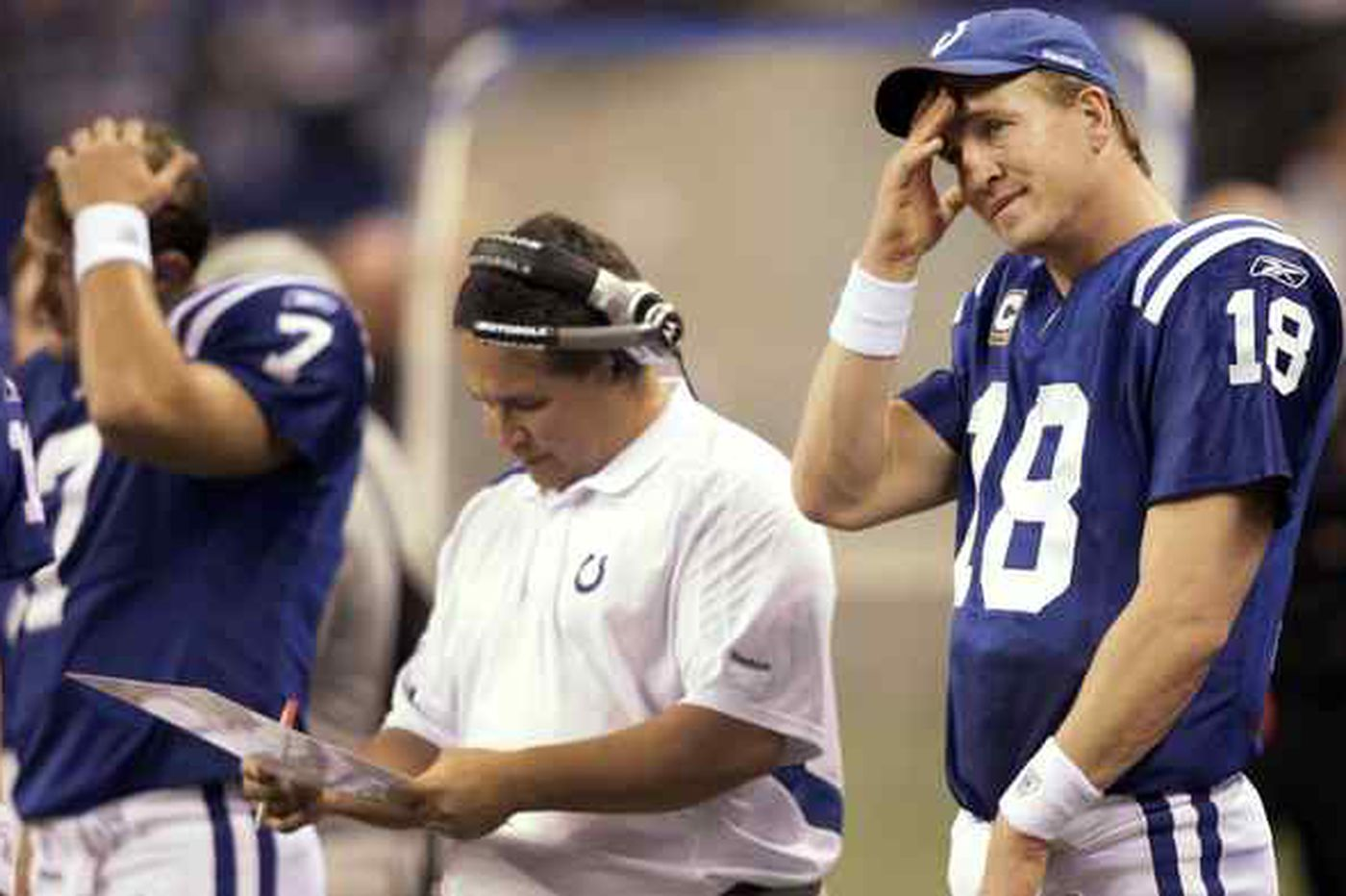 Ashley Fox: Colts' decision to pass on perfection a morale buster