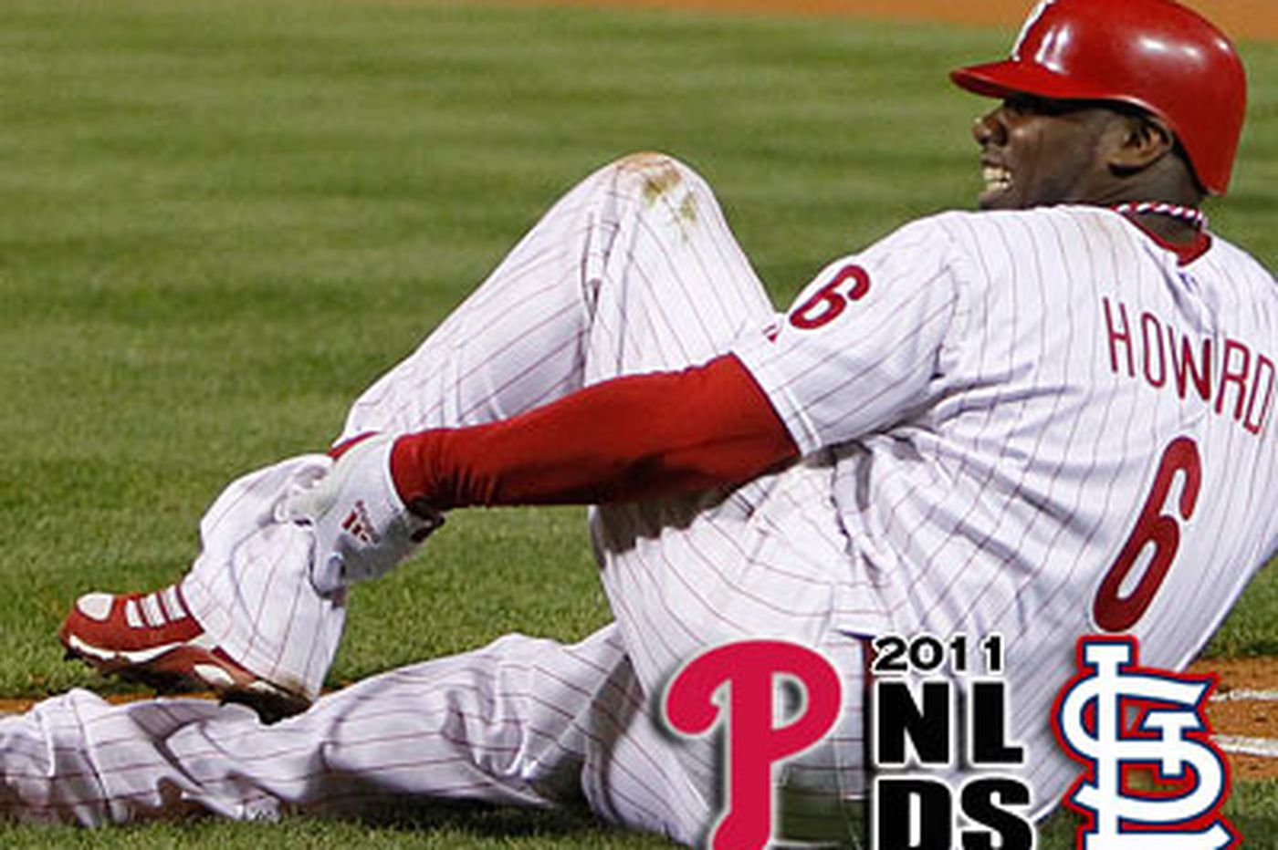Howard's injury adds another question to Phillies early offseason