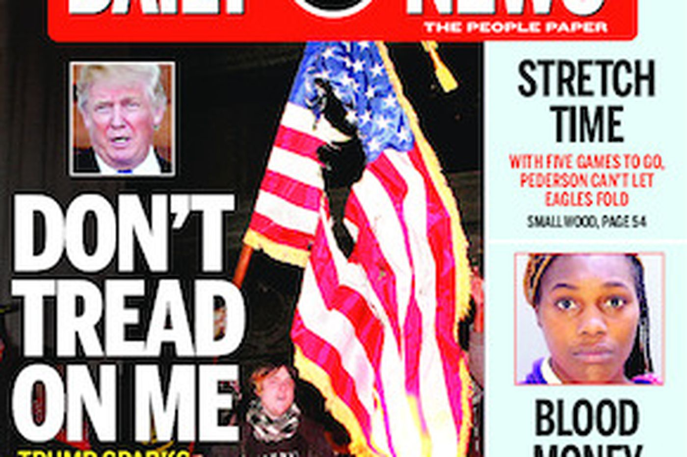 Dailynews Monthly Covers 11/30/16