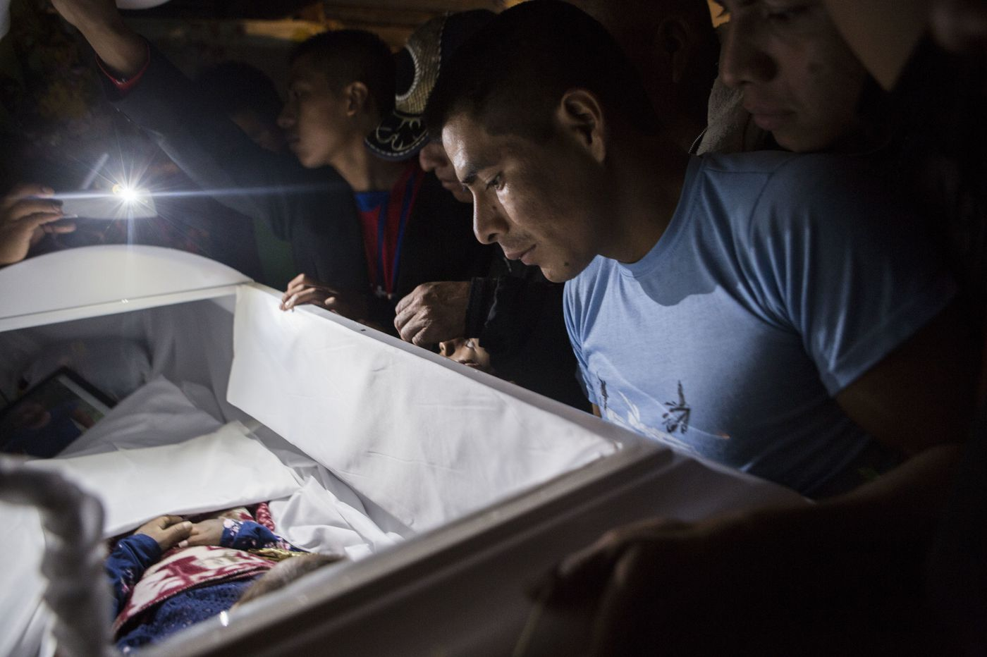 A tragic journey home: migrant girl's body back in Guatemala
