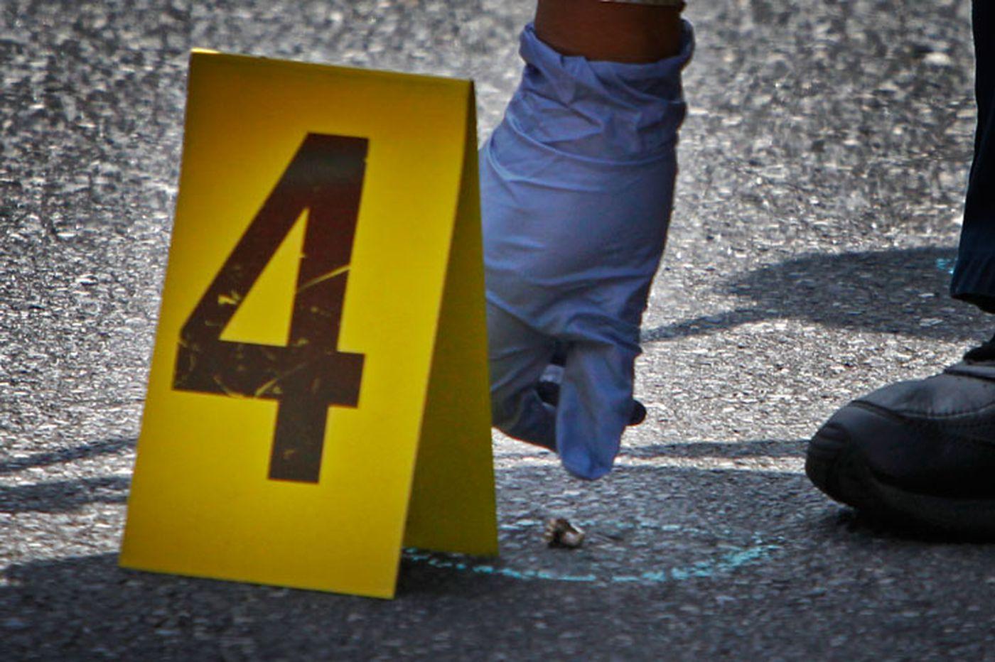 Third teenager shot dead in a week in Philadelphia