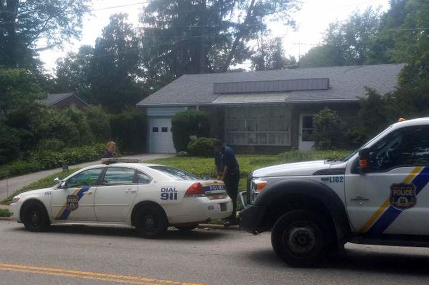 Woman found dead, throat slashed, in E. Mount Airy house