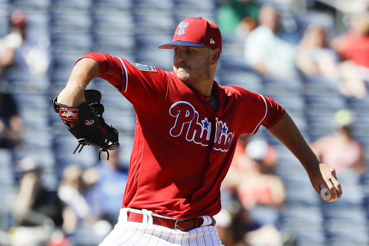 Phillies Minor League report: Cole Irvin fans 10 in AAA debut