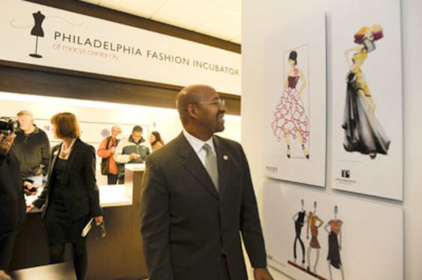 Philly Fashion Incubator hopes to benefit young designers