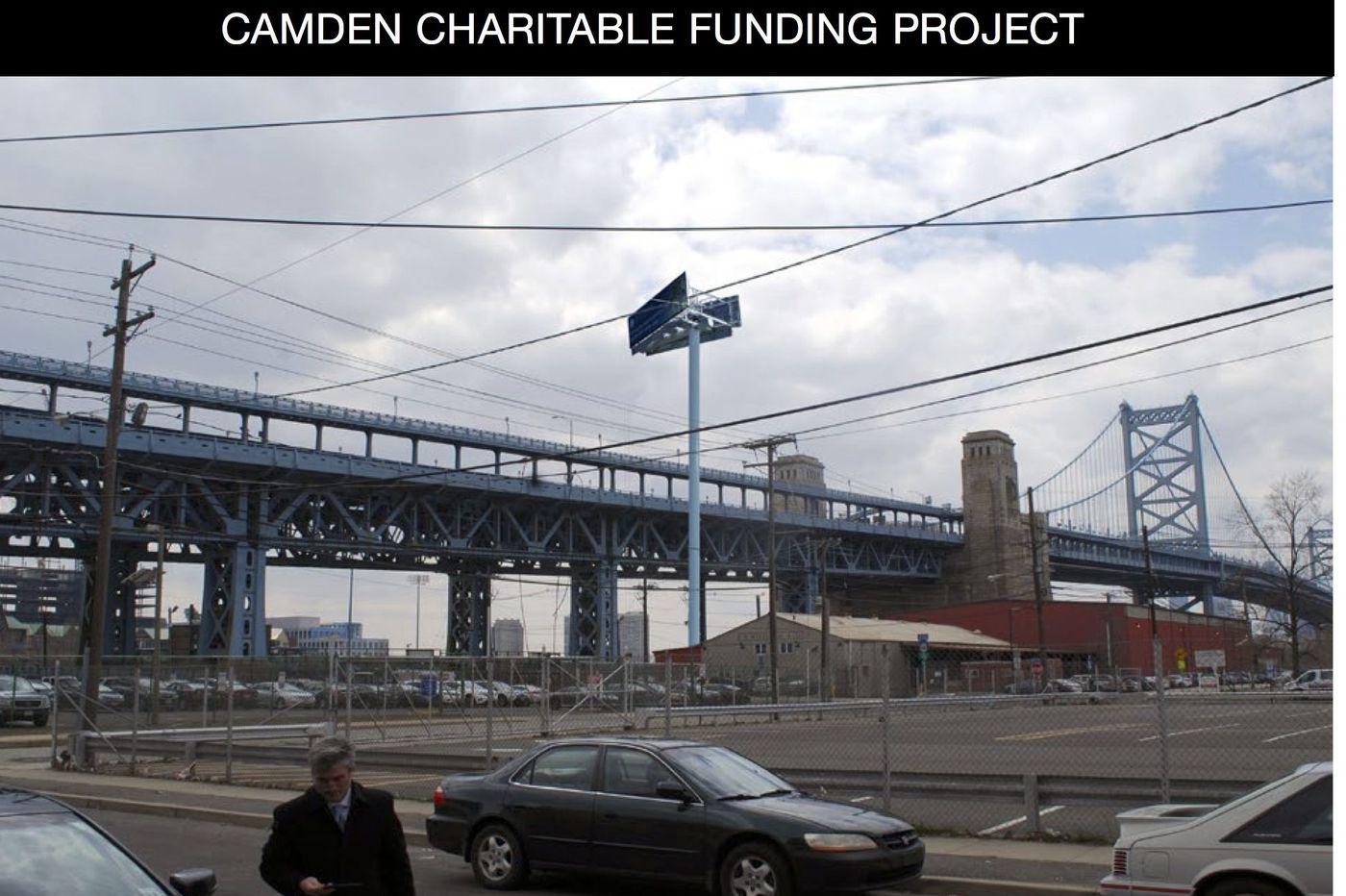 Camden mayor vetoes controversial billboard