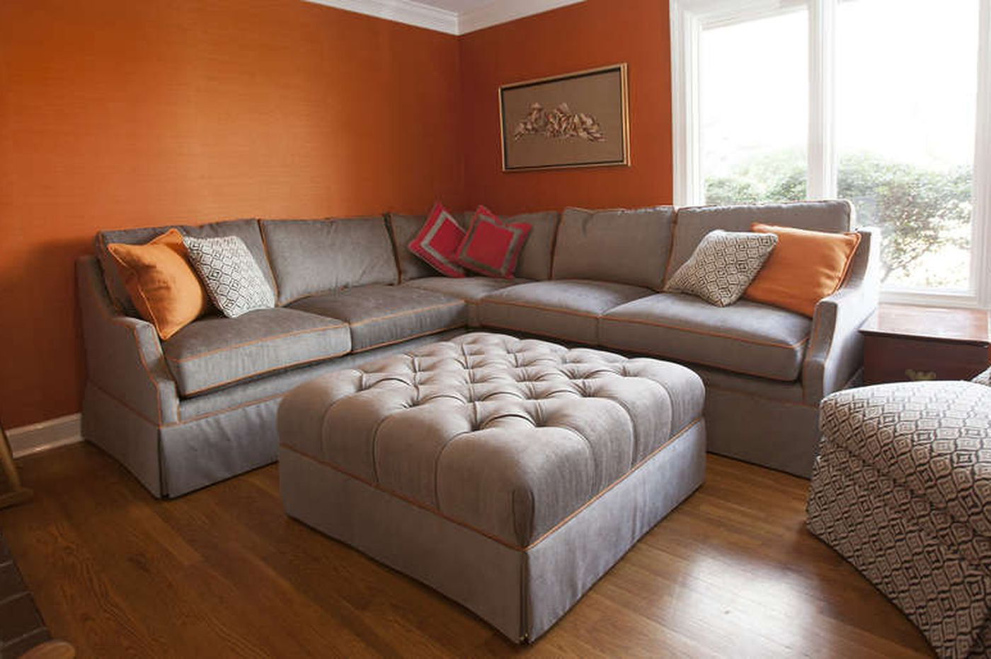 Ask Jennifer Adams: How to make hand-me-down furniture fit your style