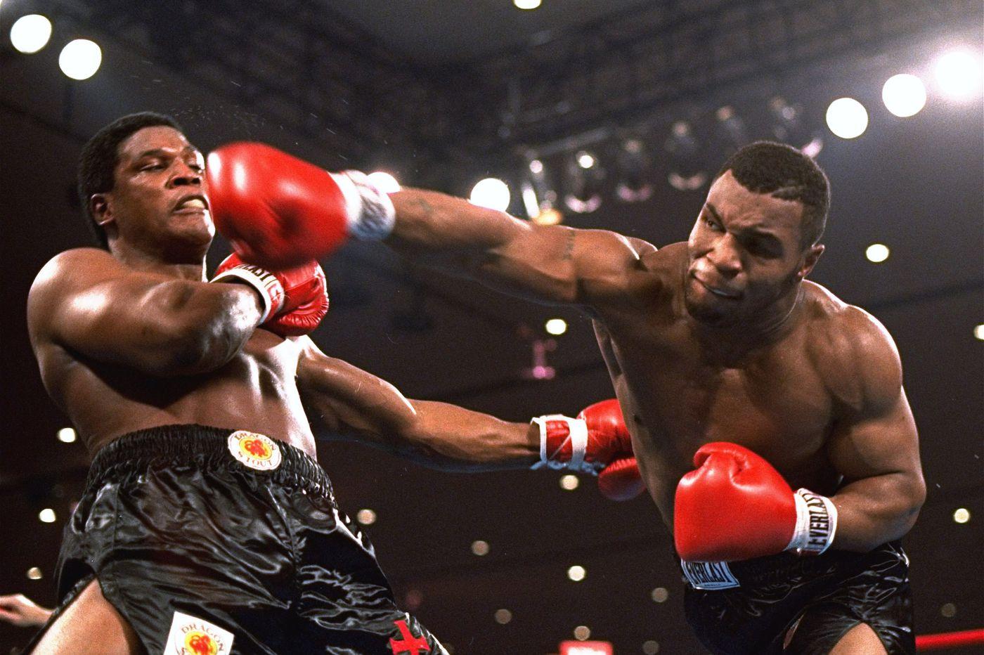Mike Tyson scheduled to fight Roy Jones Jr. in eight-round ...