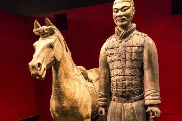 Mistrial for Franklin Institute partygoer who stole finger from Chinese warrior statue
