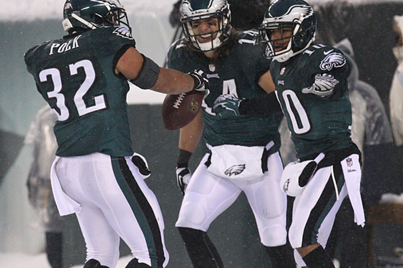 Was Sunday a Super Bowl dress rehearsal for Eagles?