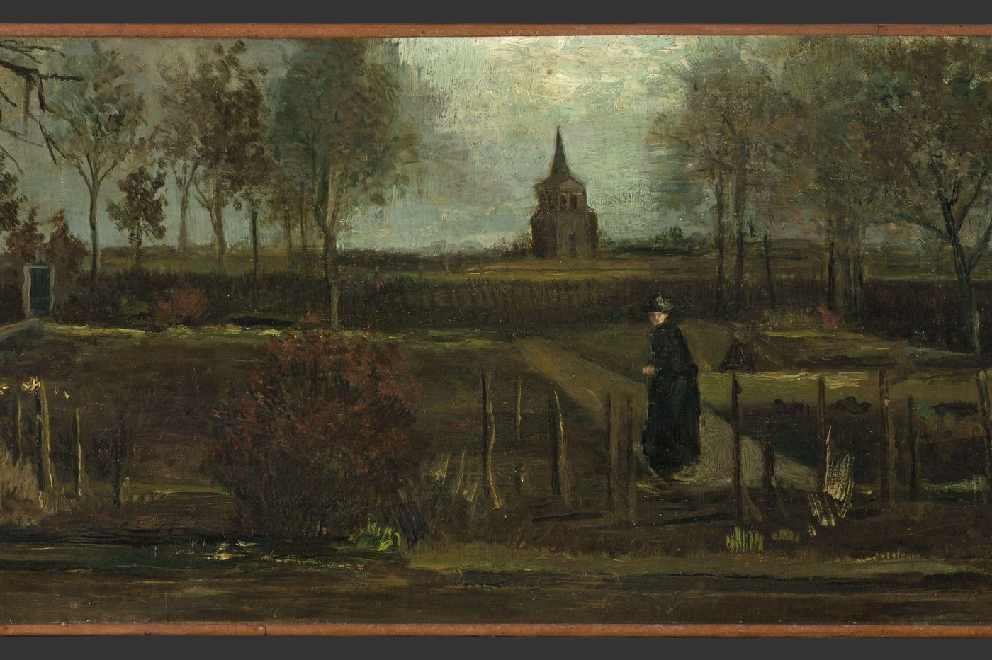 Brazen van Gogh theft raises alarms about crimes of opportunism during the coronavirus crisis