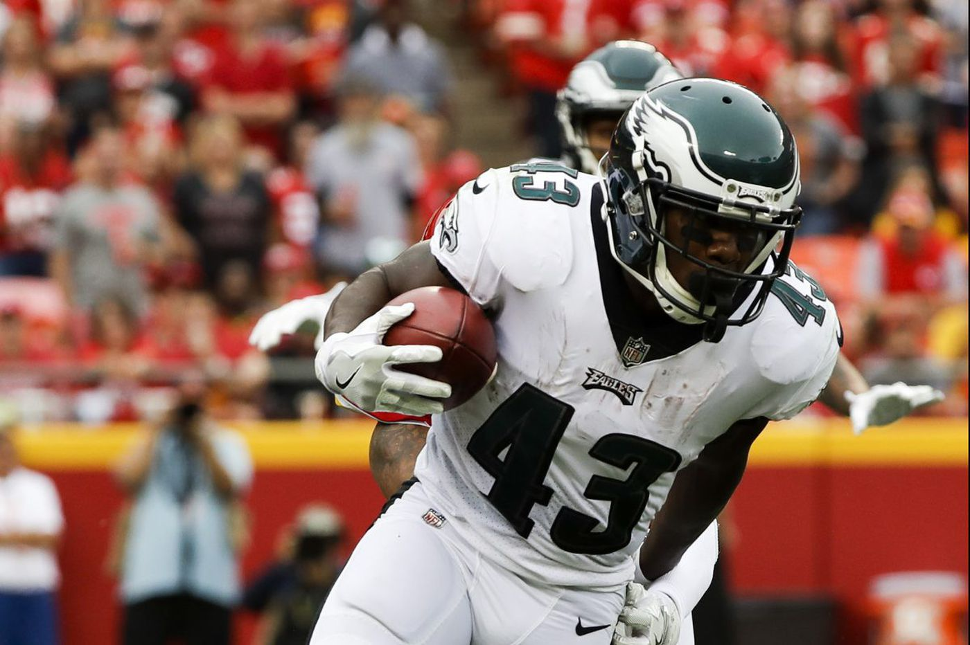 The argument for more Darren Sproles | Jeff McLane