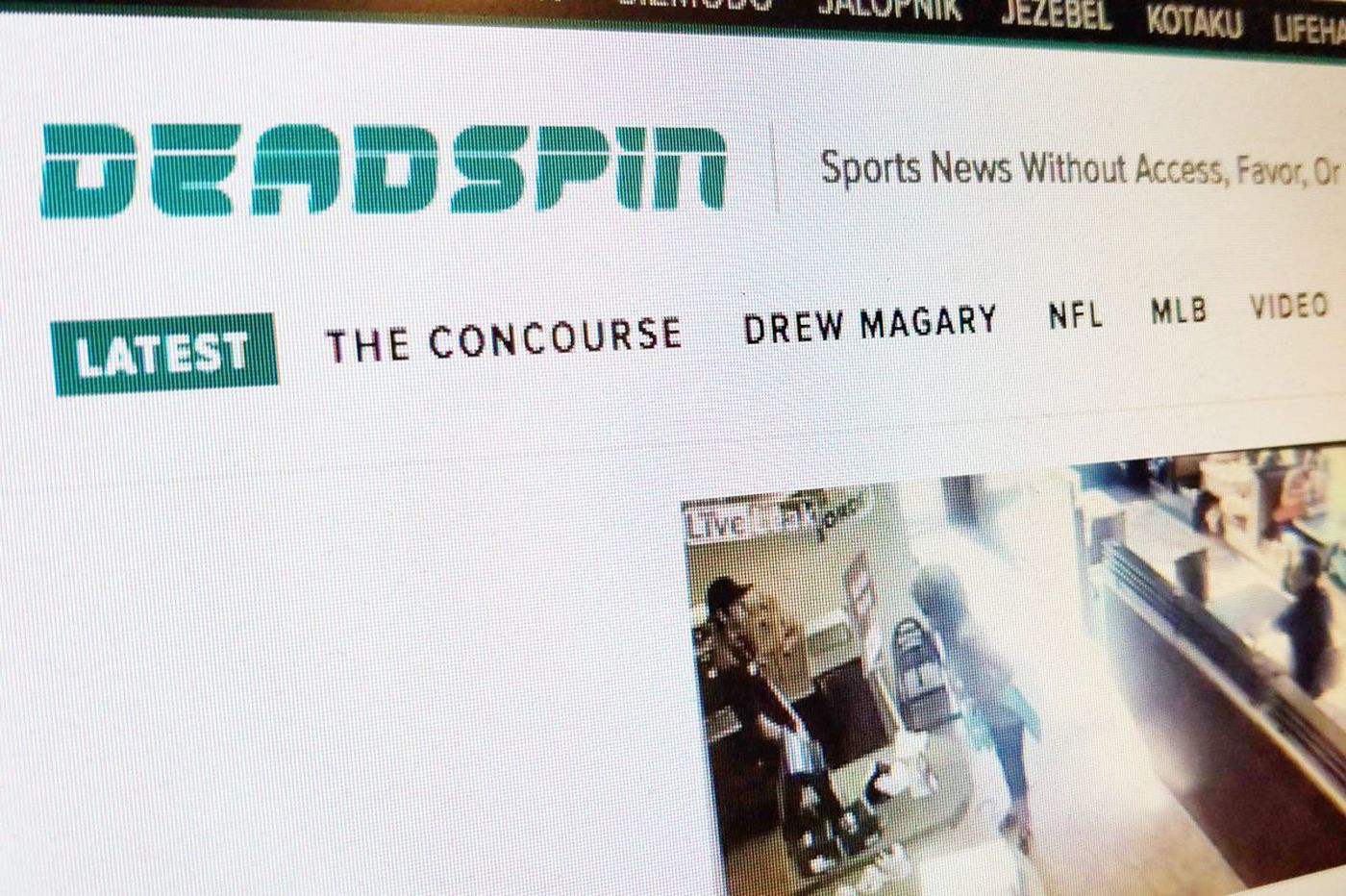 Deadspin editor, Temple alum Barry Petchesky fired for 'not sticking to sports'