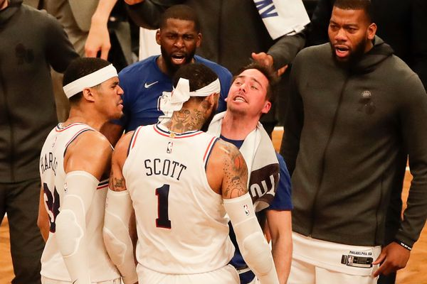 Mike Scott was a cool customer when the Sixers needed him most in NBA playoff series against Nets | Mike Sielski