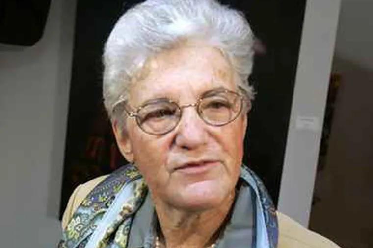 D.A. Lynne Abraham. (File photo.)