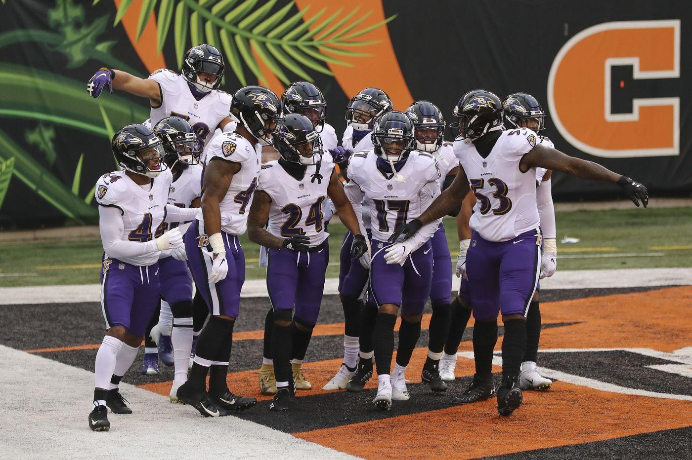 NFL playoffs picks: Vegas Vic flies high with the Ravens again