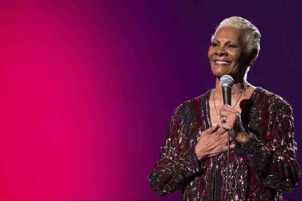 Dionne Warwick talks about her new Christmas album and what makes a great singer