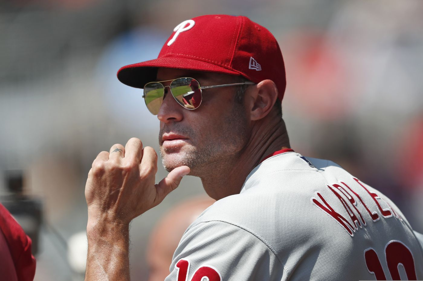 Phillies' wild-card hopes dim after Drew Smyly allows four early runs in loss to Cleveland
