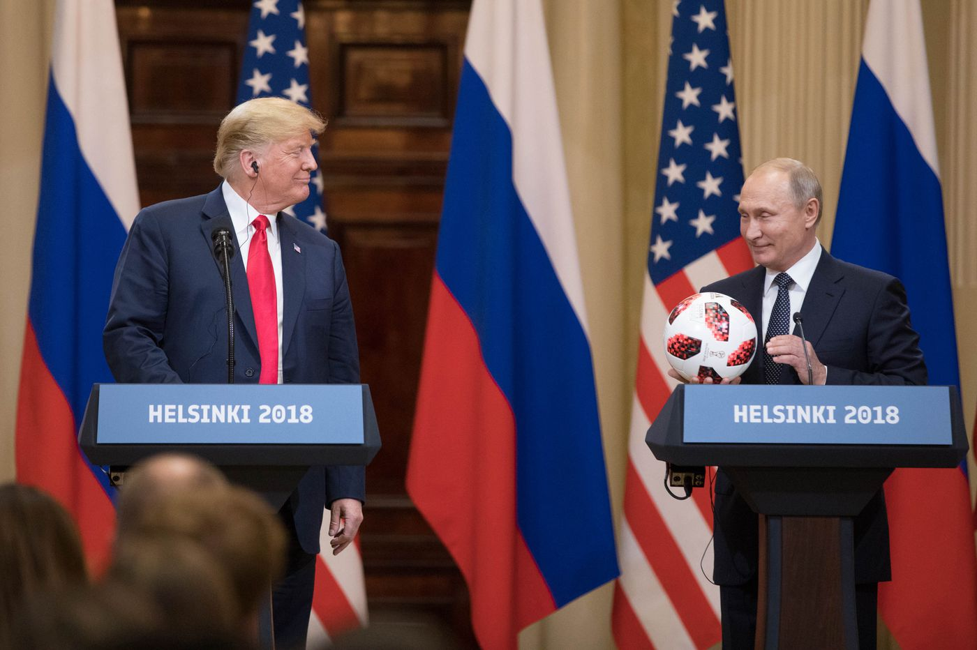 Trump has concealed details of his face-to-face encounters with Putin from senior officials in administration