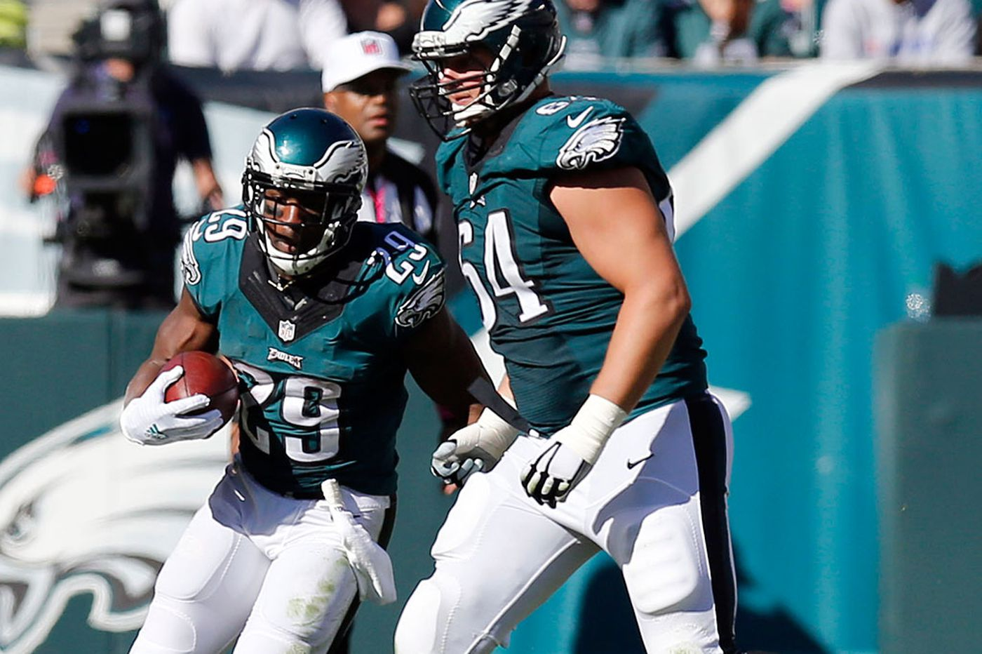 Chip Kelly: Success started with the blocking