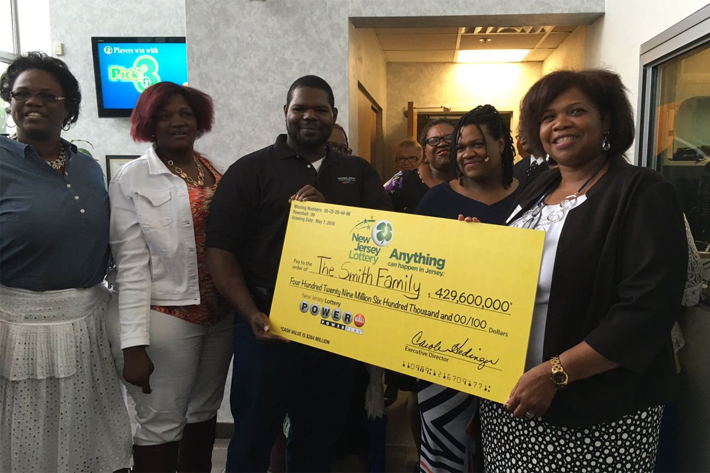 How one family is spending their lotto winnings is one of many good Philly stories we're thankful for