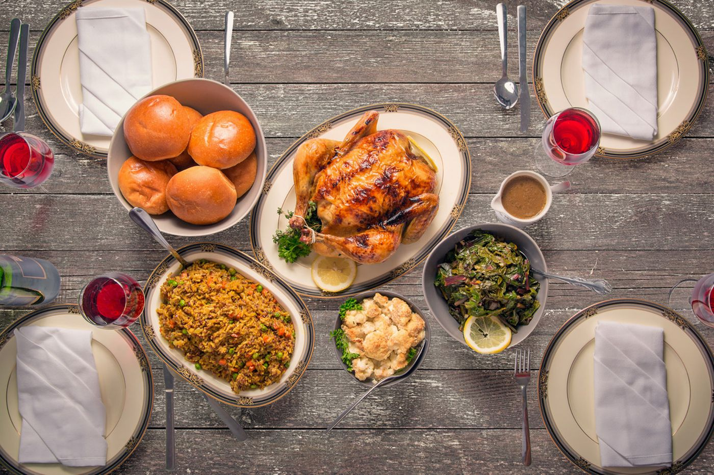 Commentary: Anticipating the Thanksgiving gathering