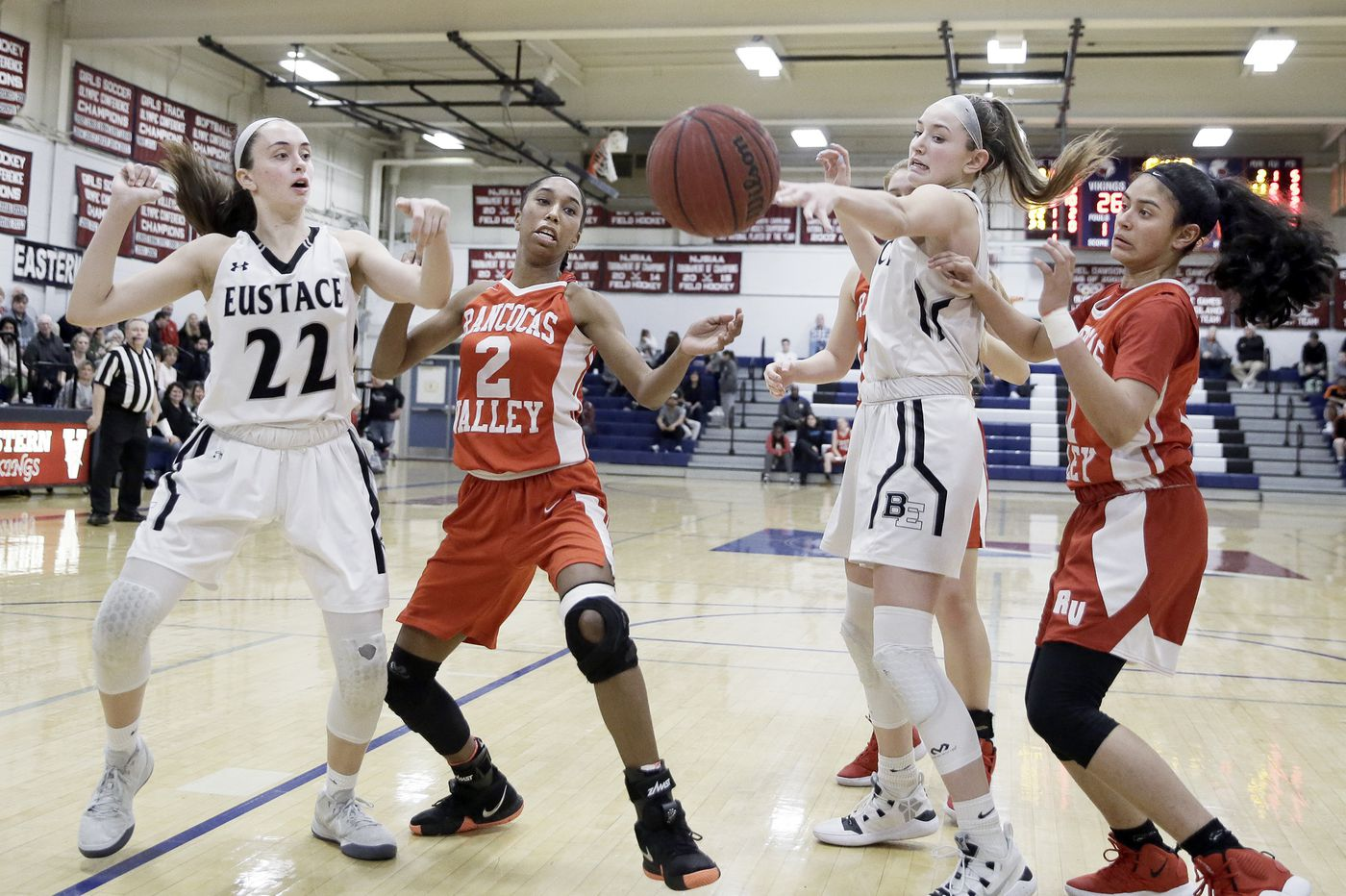 Bishop Eustace to meet Cherokee girls in final of South Jersey Basketball Invitational