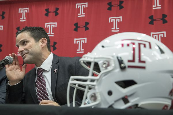 Manny Diaz returning to Miami after less than three weeks as Temple head coach