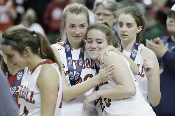 Archbishop Carroll girls basketball fall to Chartiers Valley in PIAA 5A championship game