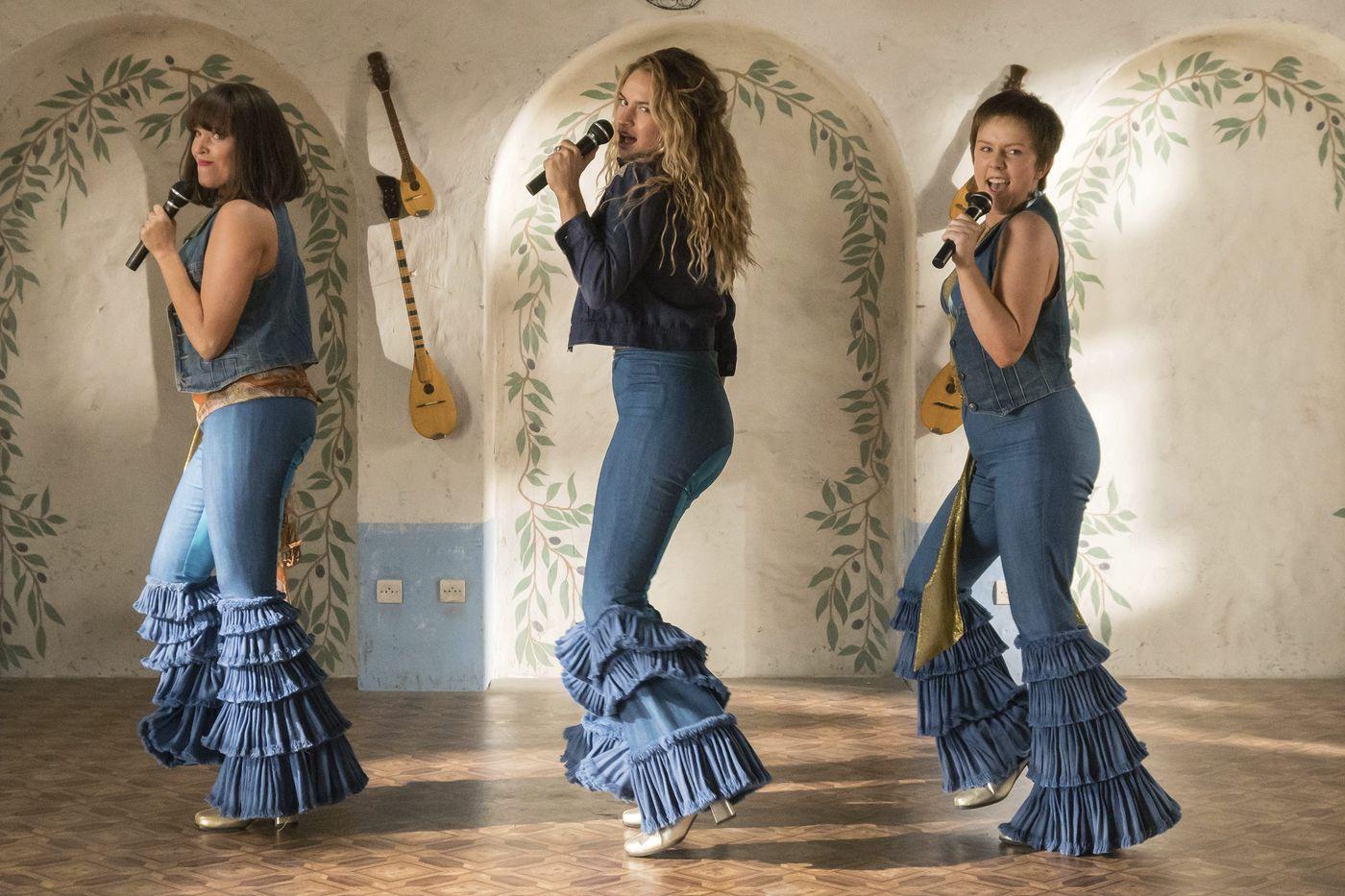 ABBA-cadabra: A little magic left in 'Mamma Mia, Here We Go Again'