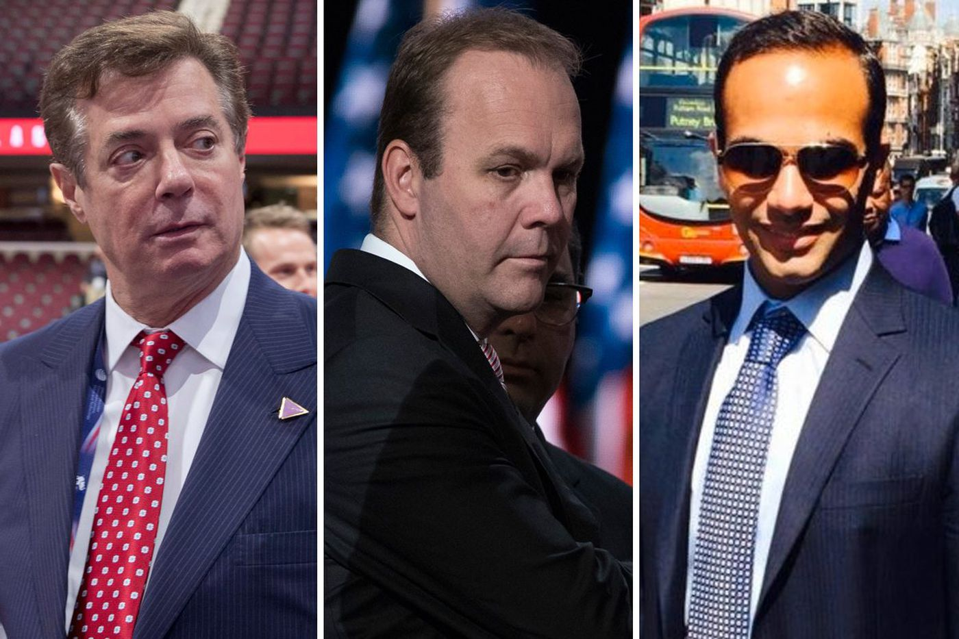 3 Trump aides, including former campaign chairman, charged in Russia investigation