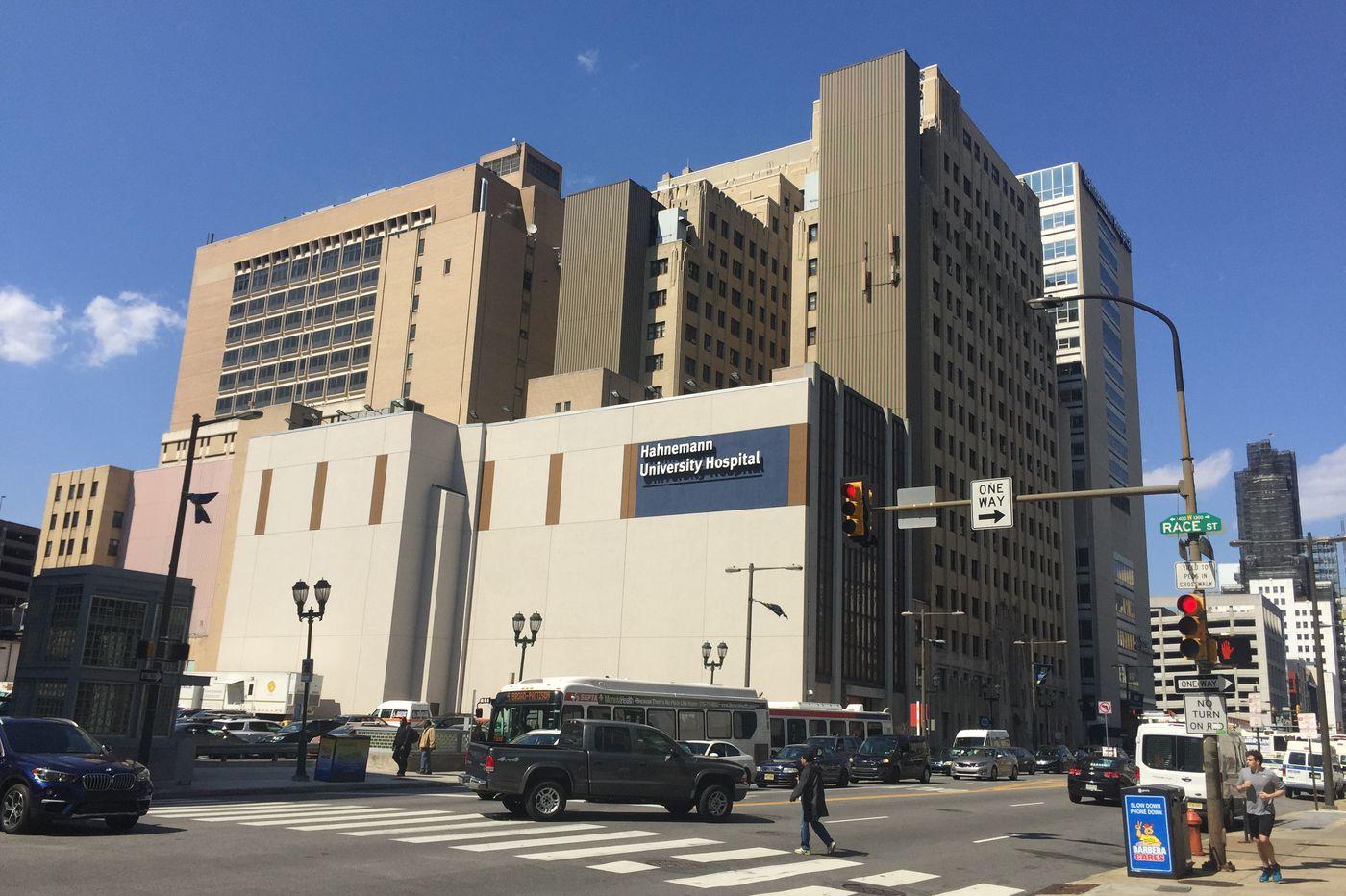 Hahnemann University Hospital announces 175 layoffs. CEO describes shaky financial condition