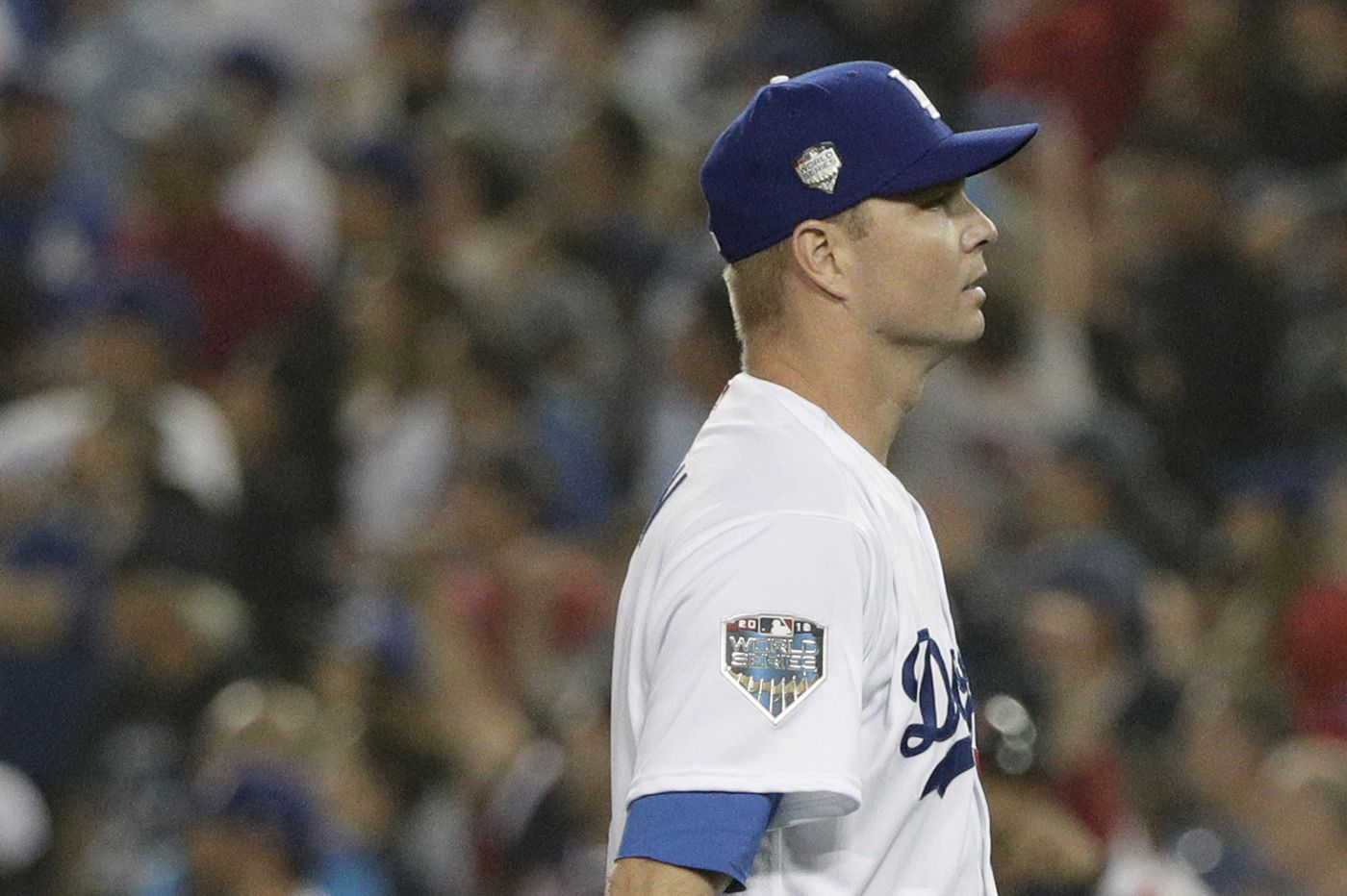 Trump rips move to ex-Phillies pitcher Ryan Madson, who happens to be a supporter