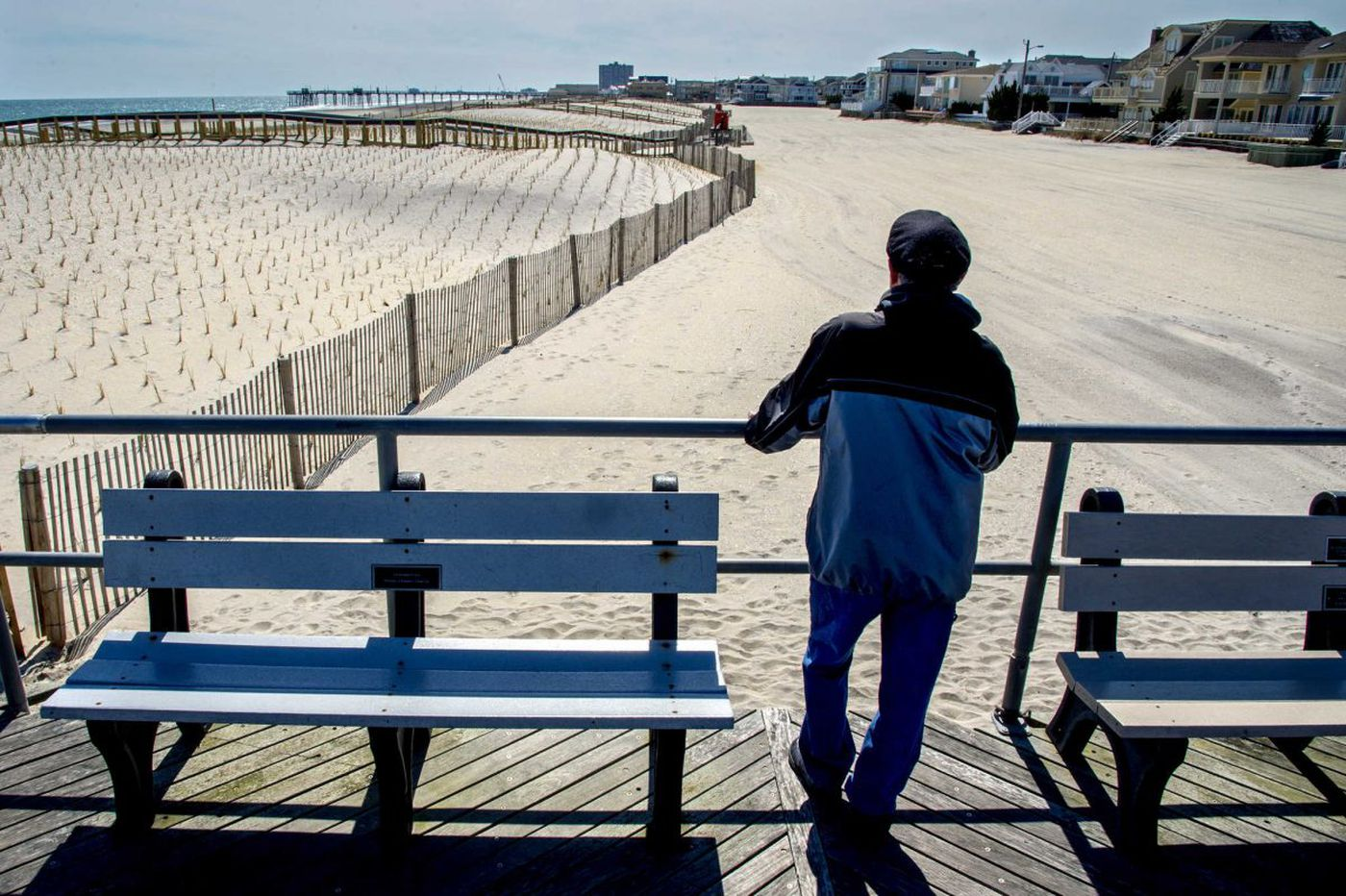 First the dunes. Now, Margate contemplates a boardwalk