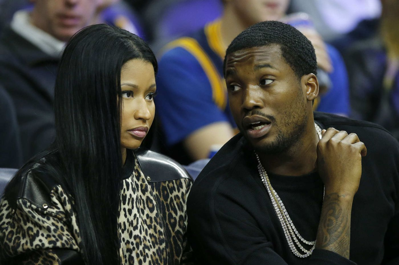 Meek Mill and Nicki Minaj reignite feud with new Twitter fight