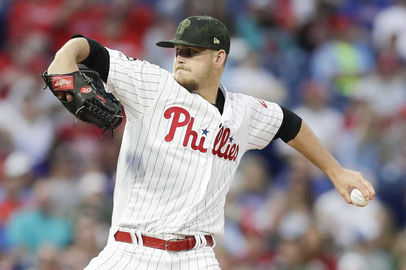 Phillies' Cole Irvin rocked in 8-4 loss to Cubs