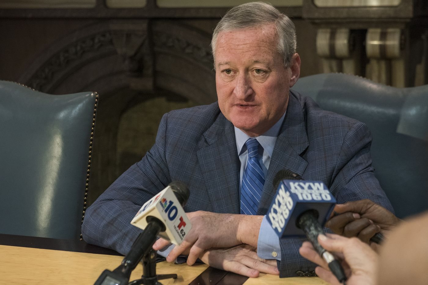 Mayor Kenney becoming a national embarrassment | Dom Giordano
