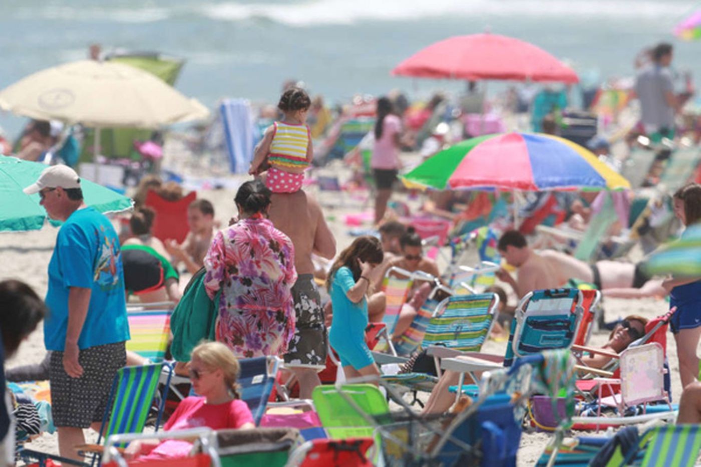 At the Jersey Shore, is social distancing even possible? With summer season in view, the question looms heavily.