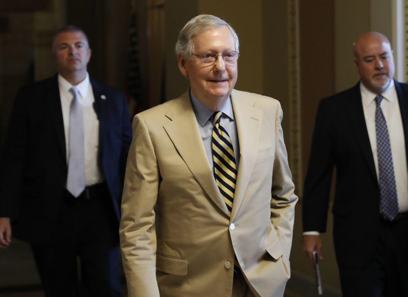 Senate health plan will increase uninsured by 22 million, CBO says