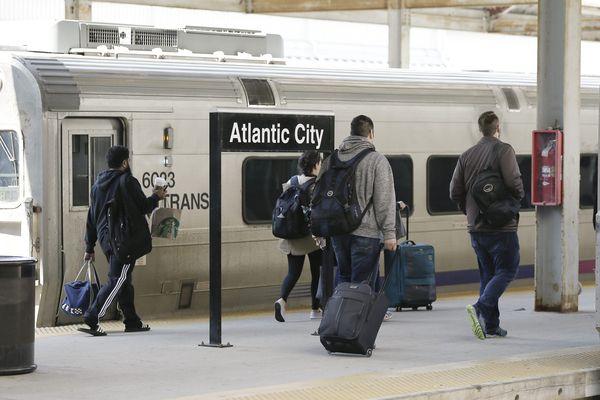 Atlantic City-Philadelphia rail line to shut down in September